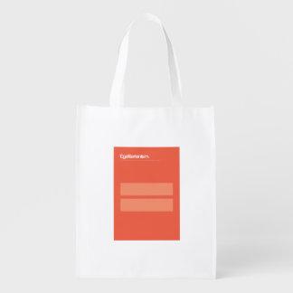 Ecological bag Philosophy - Igualitarismo