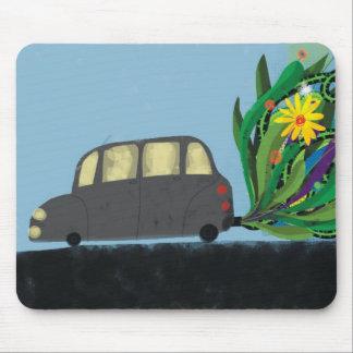 Ecological emission mousepad