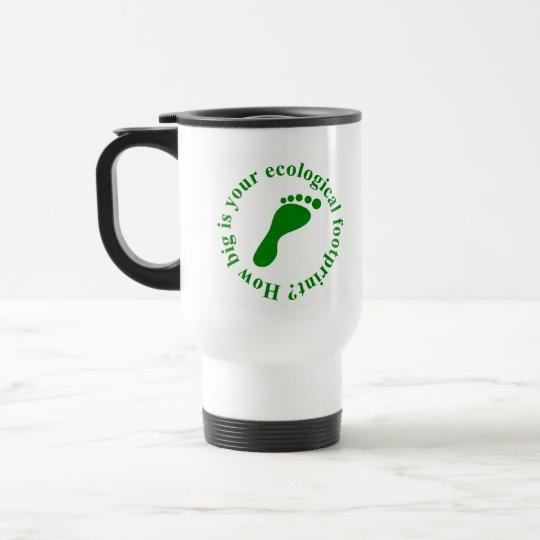 Ecological Footprint,2 Mug
