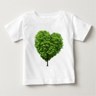 ecological heart baby T-Shirt