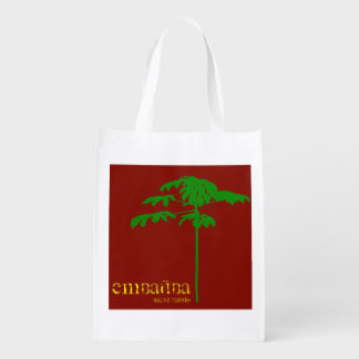 Ecological trees Save Tapuio Reusable Grocery Bag