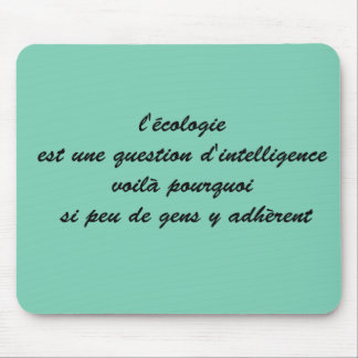 ECOLOGIE MOUSE PAD