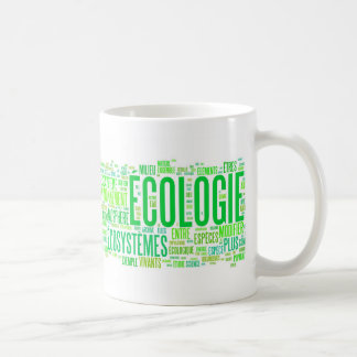 écologie mugs