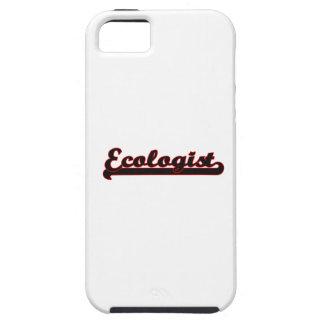 Ecologist Classic Job Design iPhone 5 Case