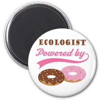 Ecologist Funny Gift Magnets