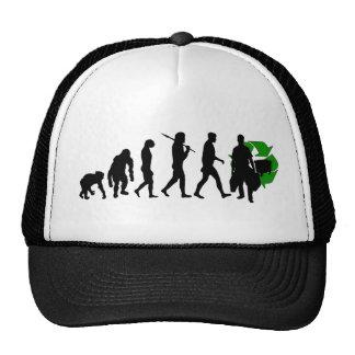 Ecologists environmental crusaders gear trucker hat