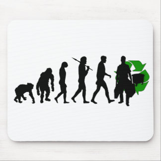 Ecologists environmental crusaders gear mouse pad