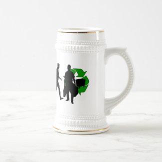 Ecologists environmental crusaders gear coffee mugs