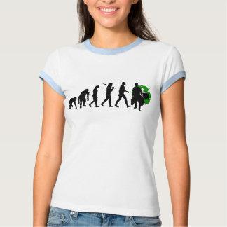Ecologists environmental crusaders gear shirt