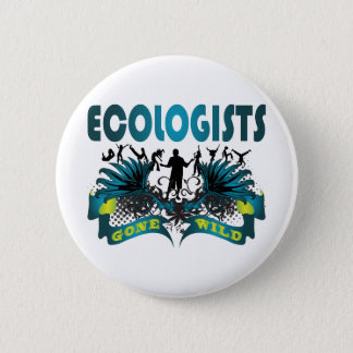 Ecologists Gone Wild Button