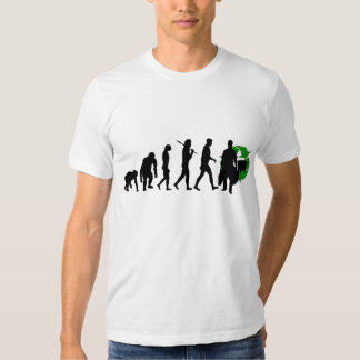 Ecologists mens work environmental crusaders gear tee shirt