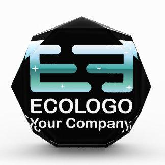 Ecologo Vector Company Vector Award