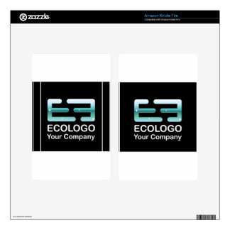 Ecologo Vector Company Vector Kindle Fire Skins