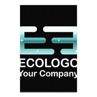 Ecologo Vector Company Vector Stationery