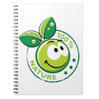 Ecology : 100 % nature - note book