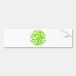 ecology bumper sticker