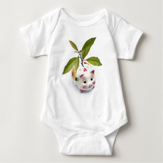 Ecology first! baby bodysuit