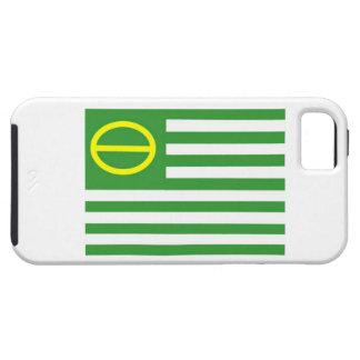Ecology Flag iPhone 5 Case
