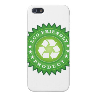 Ecology friendly product iPhone SE/5/5s cover