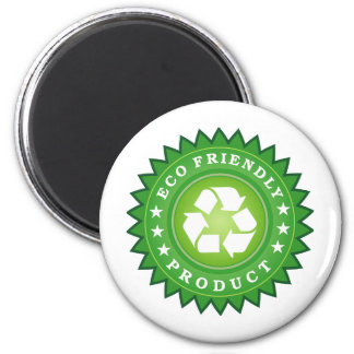 Ecology friendly product magnet