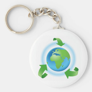 ecology keychain