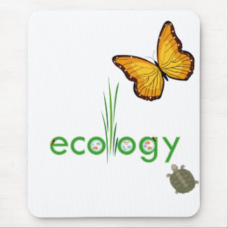 Ecology Mouse Pad
