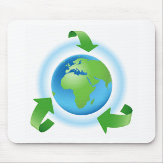 ecology mouse mats