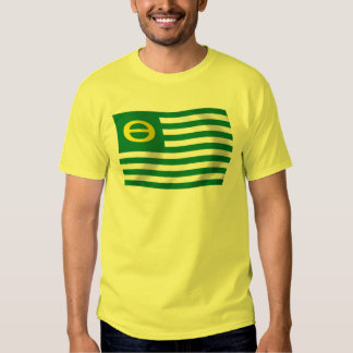 Ecology Movement Flag Shirt