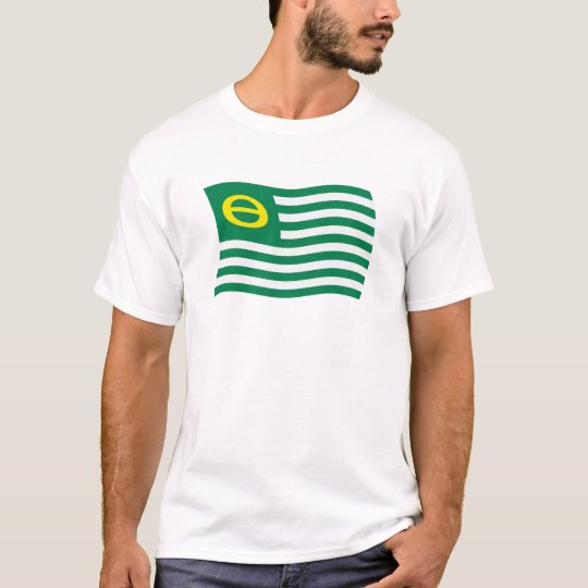 Ecology Movement Flag Shirt