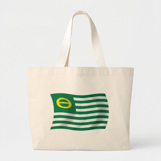 Ecology Movement Flag Tote Bag