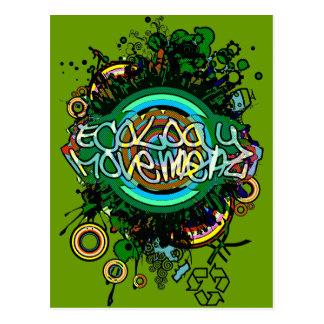 Ecology_Movement Postcard