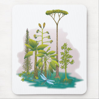 Ecology : plant a tree - mouse pad