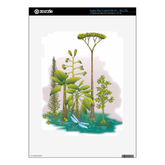 Ecology : plant a tree - iPad 3 decal