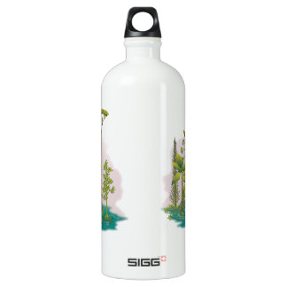 Ecology : plant a tree - water bottle