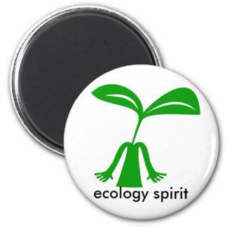 ecology spirit symbol magnet