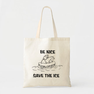 Ecology tote bag