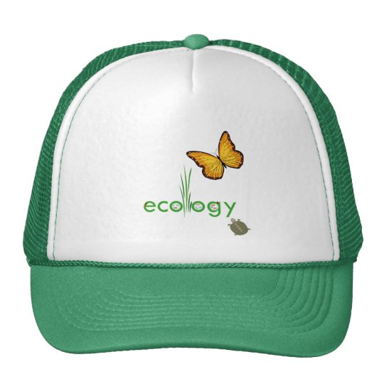 Ecology Trucker Hat