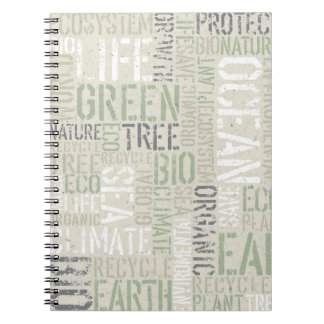 Ecology Words Notebook