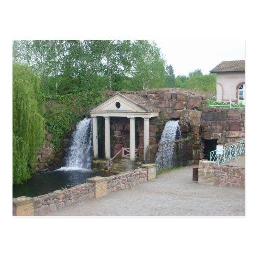 Ecomus�e of Alsace - Postcard