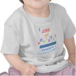 ¡Econo-Diseñado - todo el Child's~Autistic Love~Da Camisetas