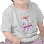 ¡Econo-Diseñado - todo el Child's~Autistic Love~Mo Camiseta