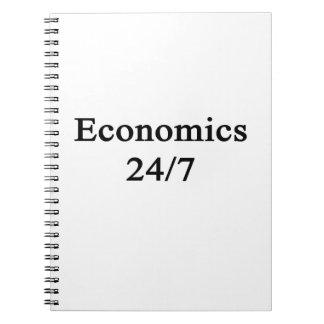 Economía 24/7 libro de apuntes