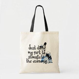 Economía de las compras bolsa