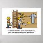 Economía doméstica 001 del sitio posters