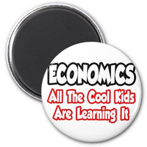 Economía… todos los niños frescos imán de nevera