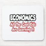 Economía… todos los niños frescos tapete de ratón