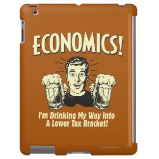 Economía: Tramo impositivo más bajo de consumición Funda Para iPad