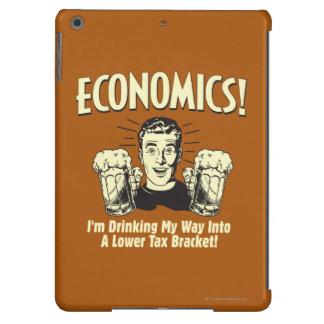 Economía: Tramo impositivo más bajo de consumición Funda Para iPad Air