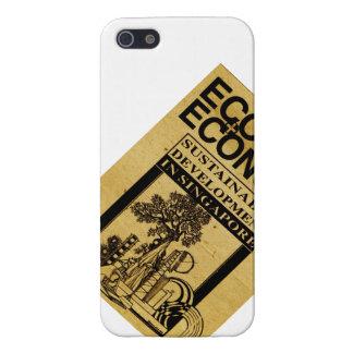 """""""Economía y ecología en Singapur """" iPhone 5 Coberturas"""