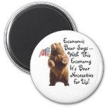 Economic Bear Magnet